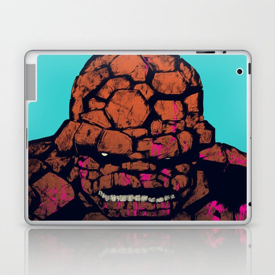 Whump! Laptop & iPad Skin