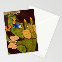 Morbid (04) Stationery Cards