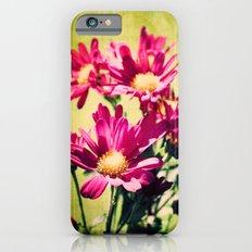 Flower series 02 Slim Case iPhone 6s