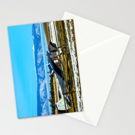 A plane is not a luxury Stationery Cards