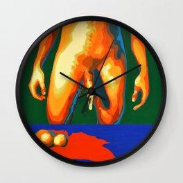 Redundant Ornament part 3 : Condom  Wall Clock