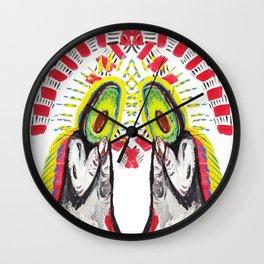 Santisima Palta Wall Clock