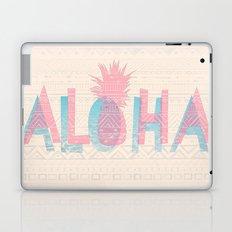 Vintage Aloha  Laptop & iPad Skin