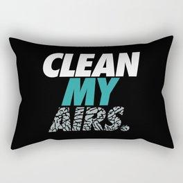 Clean My Airs Atmos 87 Rectangular Pillow