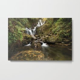 Torc Waterfall, Killarney, Ireland Metal Print