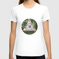 not all those who wander are lost T-shirts featuring Not all those who wander are lost by Neil Thomas