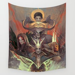 Hope of Thedas Wall Tapestry