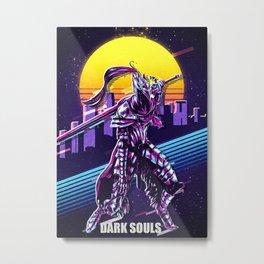 Souls Artorias Metal Print