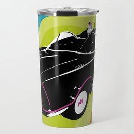 Pop Batmobile Travel Mug