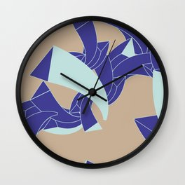 Viento Wall Clock