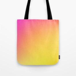 PEACH / Plain Soft Mood Color Blends / iPhone Case Tote Bag