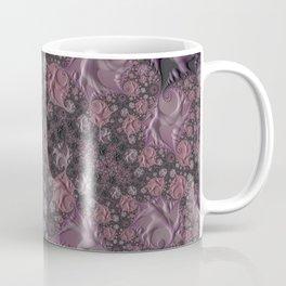 Cracked Amethyst Marble Coffee Mug