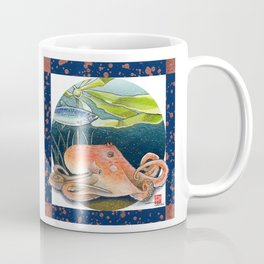 DW-017 Octopus Coffee Mug