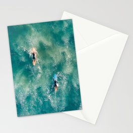 Galatic Surfers Stationery Cards