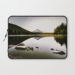 Fantastic Morning - Mount Hood Reflection Laptop Sleeve