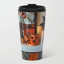 A Very Vintage Halloween Travel Mug