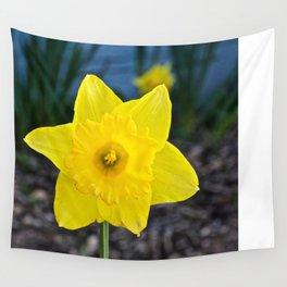 Daffodil Wall Tapestry