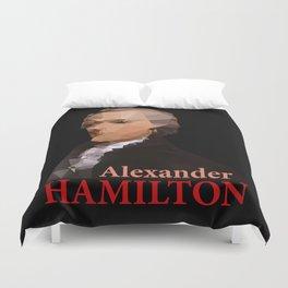 Alexander Hamilton, Triangulated Duvet Cover