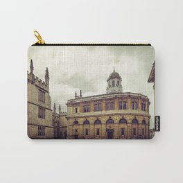 Oxford: Sheldonian Theater Carry-All Pouch