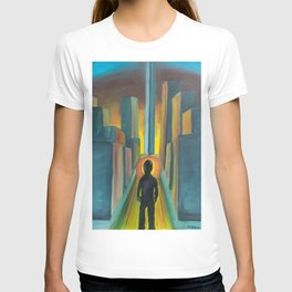 """""""The Diverge"""" T-shirt"""