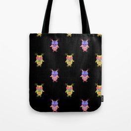 owl pattern Tote Bag