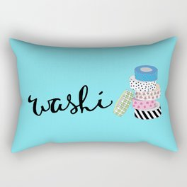 washi Rectangular Pillow