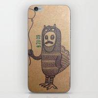 grumpy iPhone & iPod Skins featuring grumpy by MRjay