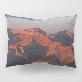 Grand Canyon Sunset Colors Pillow Sham