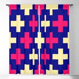 Pink Purple Heaven Blackout Curtain