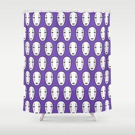 Kaonashi Shower Curtain