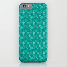 Green Dots Slim Case iPhone 6s