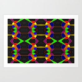 Colorandblack serie 180 Art Print