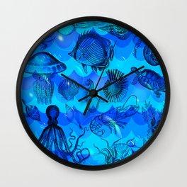 Marin Life Wall Clock
