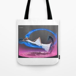 Lapis Summoning Fire Tote Bag
