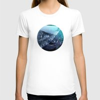 window T-shirts featuring Window by DM Davis