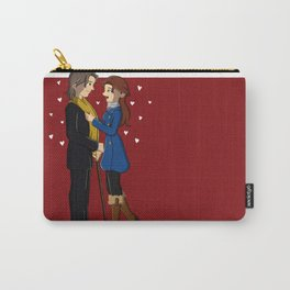 RxB hearts Carry-All Pouch