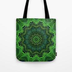 Harmony in Green Tote Bag