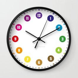 Lernuhr EasyRead Teaching Clock Wall für Children Wall Clock Wall Clock