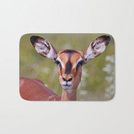 The Impala - Africa wildlife Bath Mat