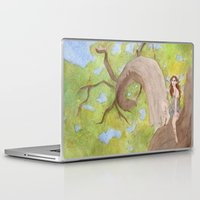 hunter Laptop & iPad Skins featuring Hunter by ashtoledo