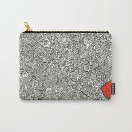 Why Fit In? Carry-All Pouch