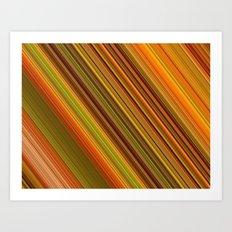 Colours of Fall Art Print