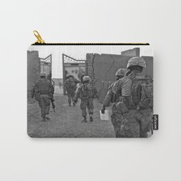 Oscar Mike (please read description for this pic) Carry-All Pouch