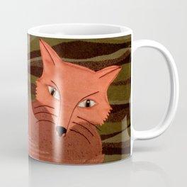 Fiber Fox Coffee Mug