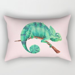 chameleon Rectangular Pillow
