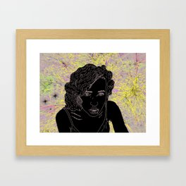 World Wide Web Framed Art Print
