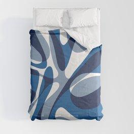Deep Sea Wave Comforters