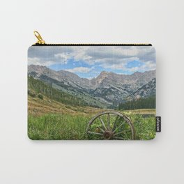 Colorado Rockies Secluded Lake Carry-All Pouch