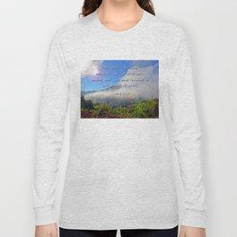 Mark 11:24 Long Sleeve T-shirt