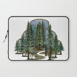 The Forest Laptop Sleeve